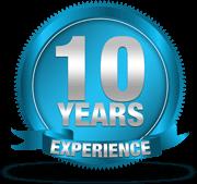 10 vuoden kokemuksella